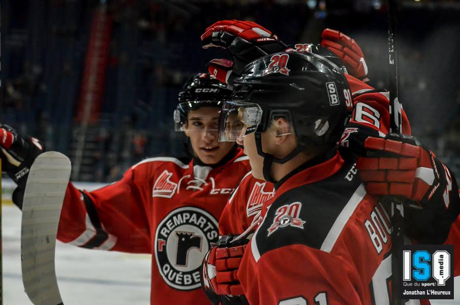 Quebec downs Victoriaville for second time in a week | Pro