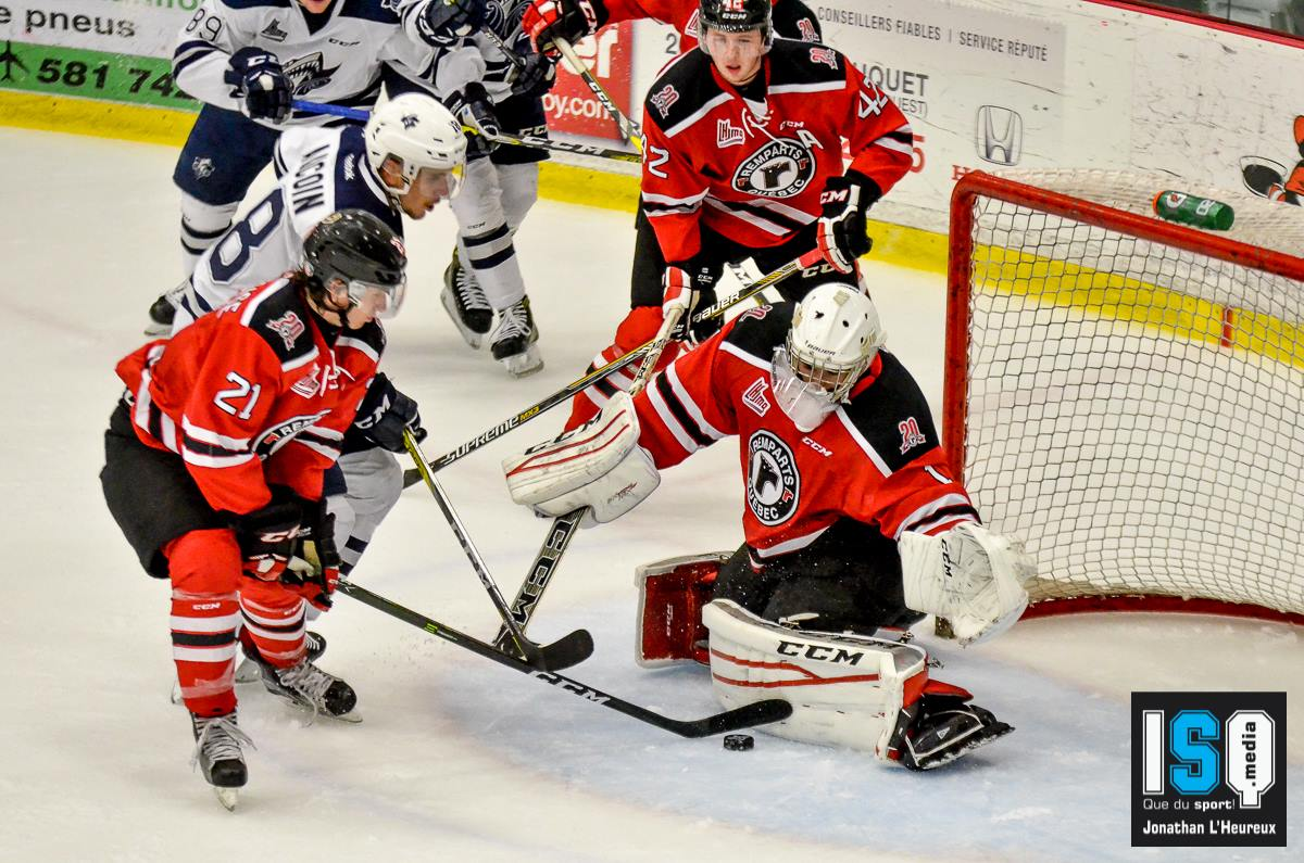 Rimouski Wins First Game Of Home And Series In Quebec