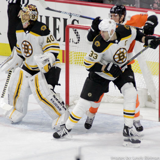 Bruins Extend Flyers' Woes To Ten Games With 3-0 Shutout