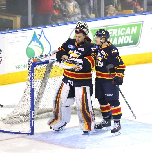 PHN's Best Shots Of The Game: Colorado Eagles Vs. Rapid