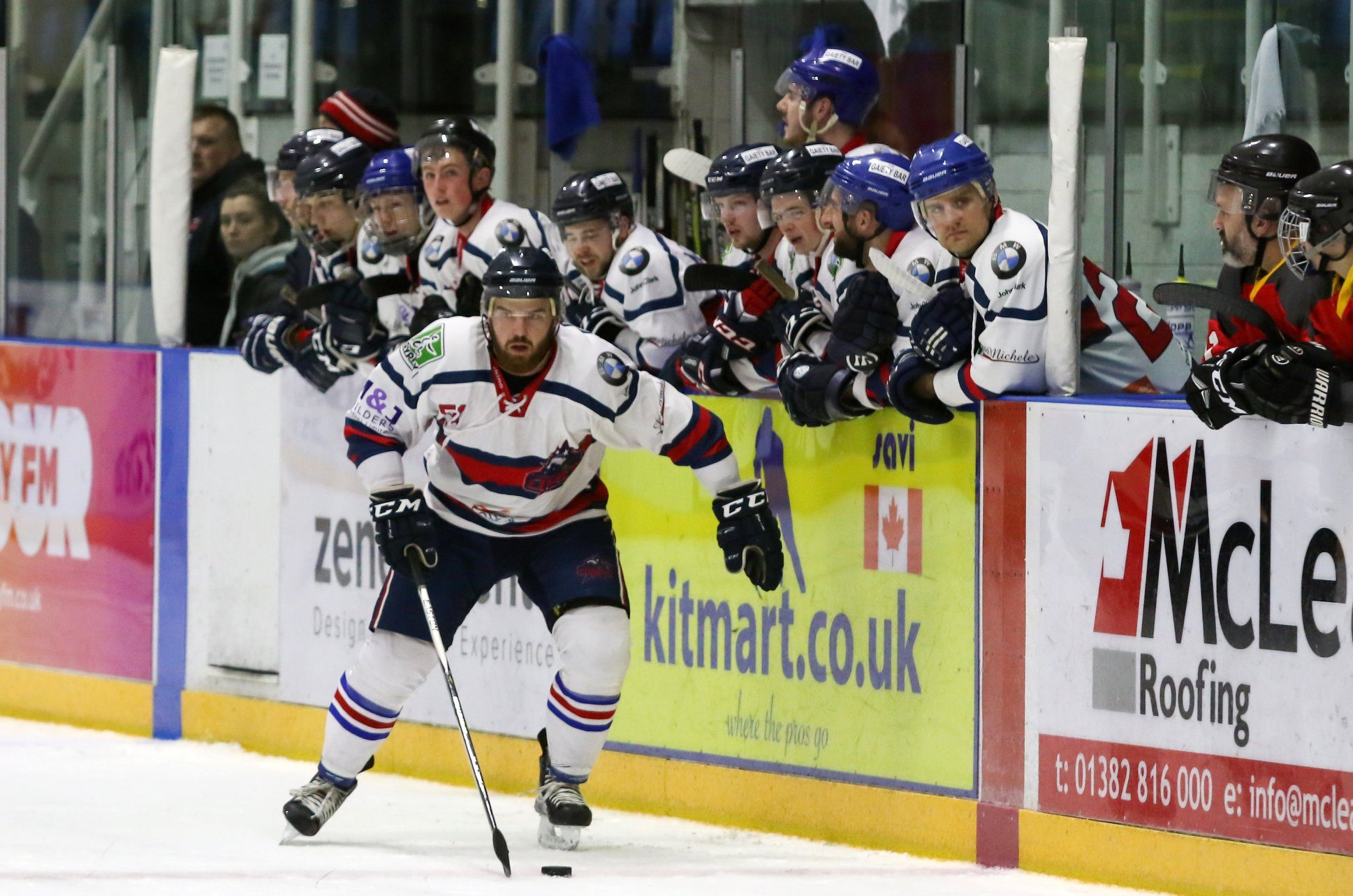 Scottish National League round-up  Dundee Comets thunder on ... 430cf9411c4