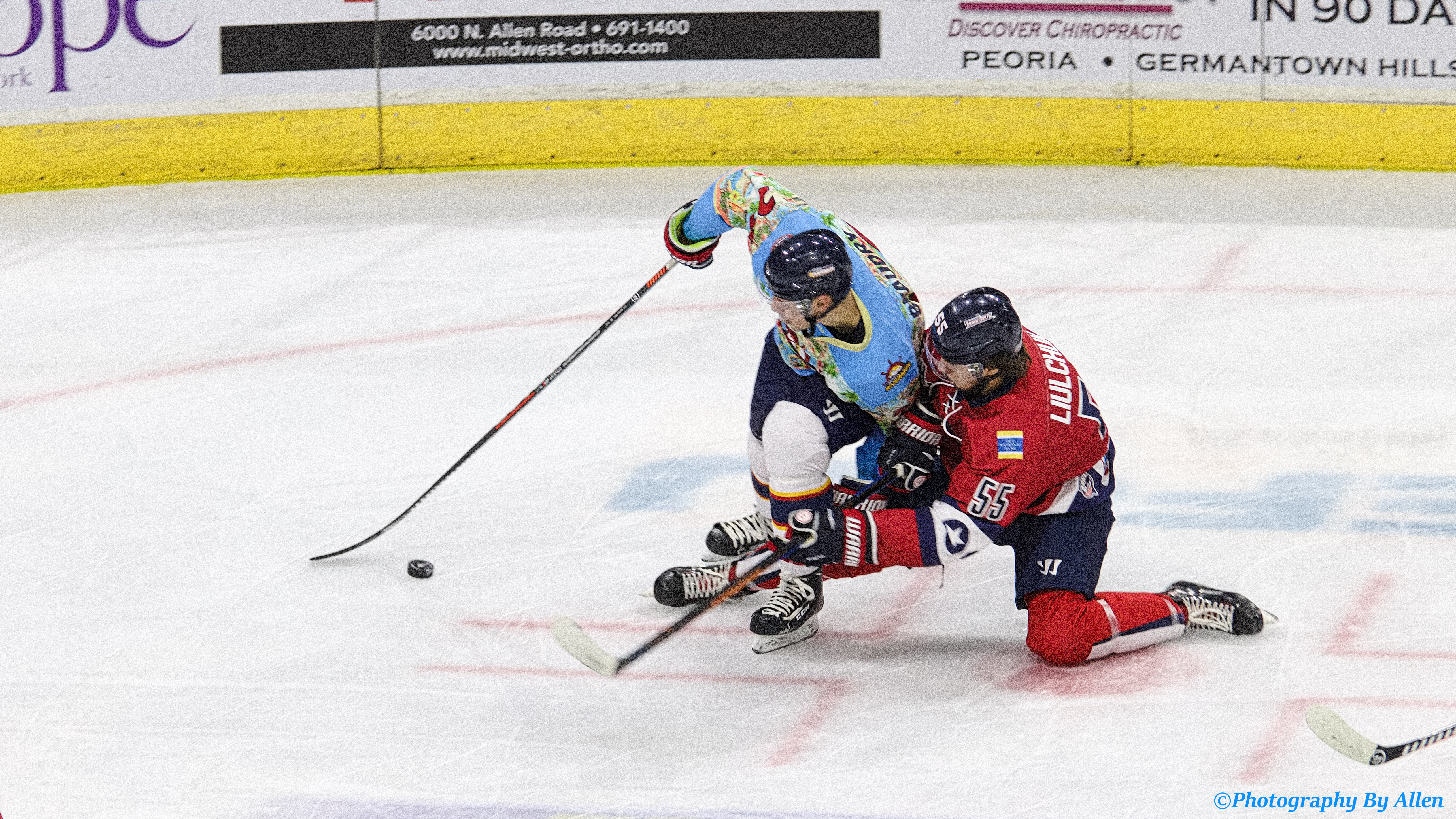 PHN'S Best Shots Of The Game- Rivermen Down Thunderbolts on