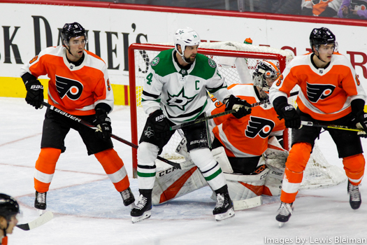 Flyers grind out out 2-1 win over Dallas | Pro Hockey News