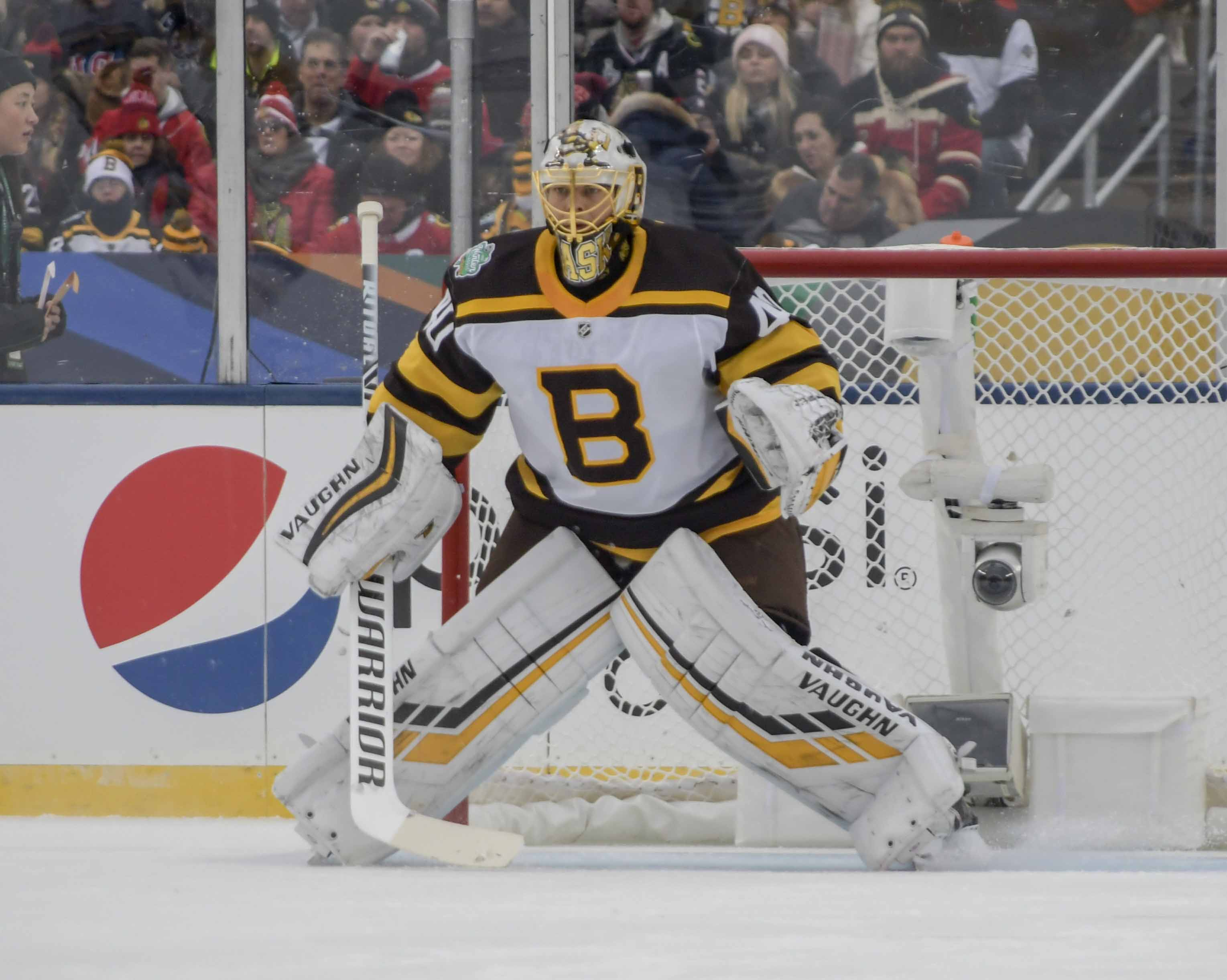 ... the puck went off Chris Wagner with the deflection bouncing to Sean  Kuraly 9dc3baf4b