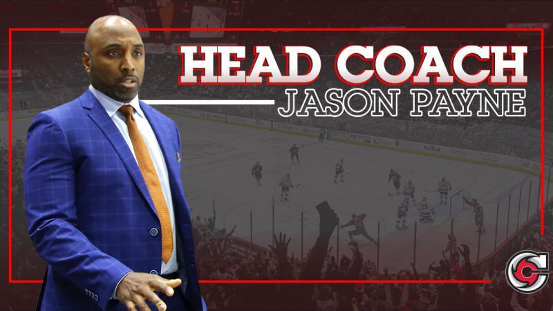 Cincinnati Cyclones Name Jason Payne as New Head Coach